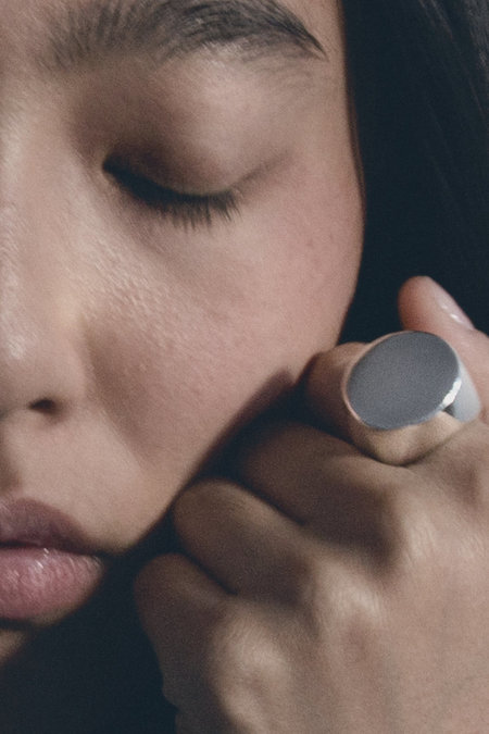 FLRNZ Sigilla Ring - Sterling Silver