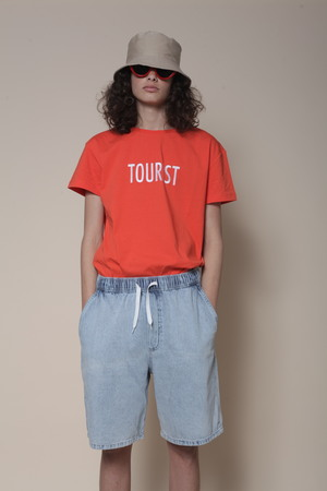 Unisex Vender The Tourist Tee - New Red
