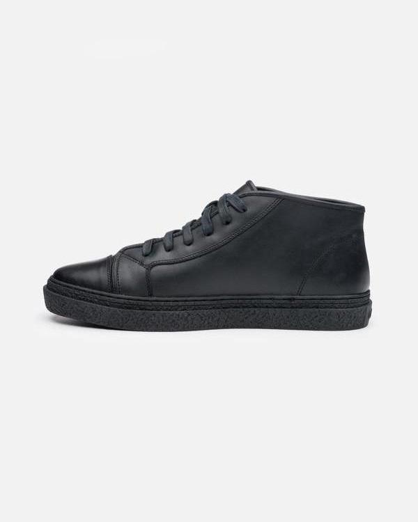 c7e194d43c3 Onto Kogi Mid-Top Sneaker - Black
