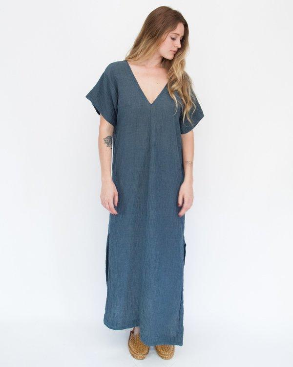 253ed4a40b Esby Erin Caftan Dress - Vintage Indigo