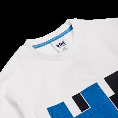 Unisex Helly Hansen HH Logo Tee - White