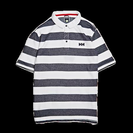 Helly Hansen Mastrand Polo - Navy Stripe