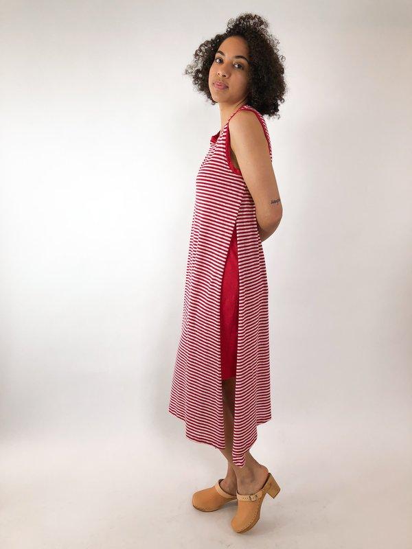 34N 118W Palmetto Dress - Stripe
