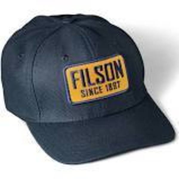 cc168f965ad FILSON Logger Cap - NAVY. sold out. Animal Traffic