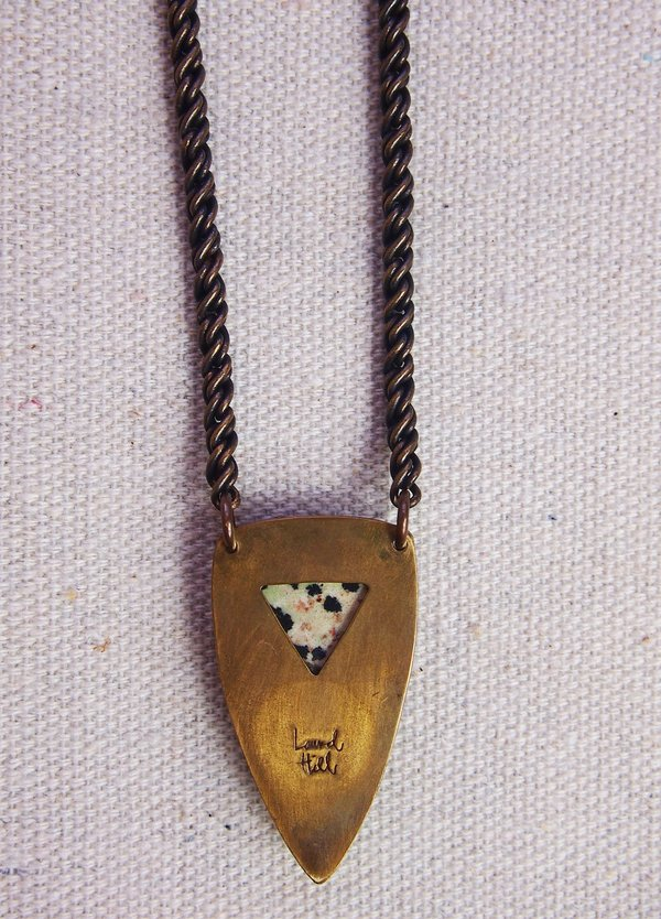 Laurel Hill Solo Necklace