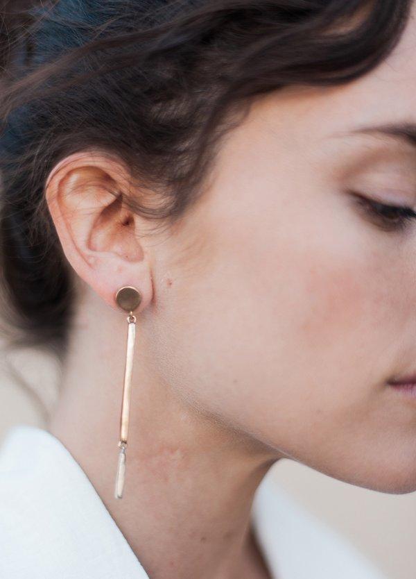 Mikinora Stick Earrings