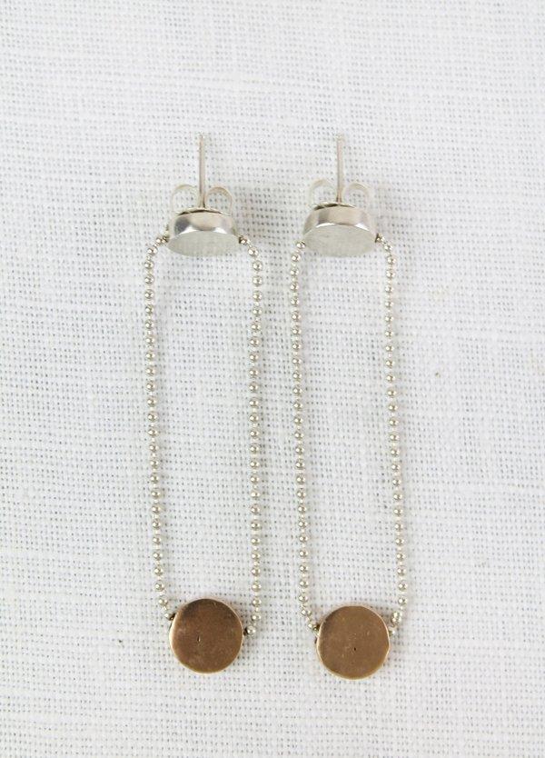 Mikinora Looped Earrings