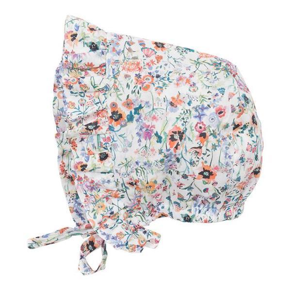 f3068140 Kids Bonton Baby Floral Printed Bonnet - Multi | Garmentory