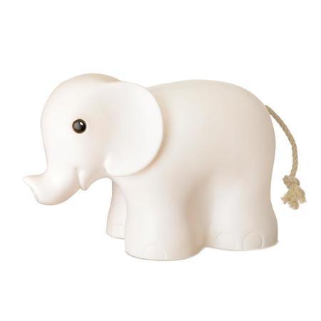 Egmont Toys Egmont Elephant Nightlight Lamp - White