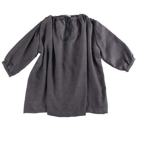 KIDS Makié Yuna Wool Dress - Grey