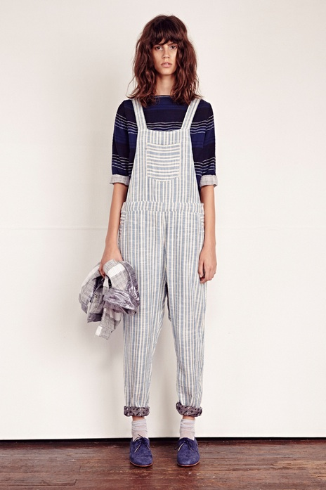 Ace & Jig Railroad Overalls