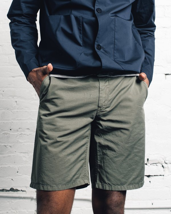 2d61c00730e Norse Projects Aros Light Twill Shorts - Dried Olive. sold out. Norse  Projects