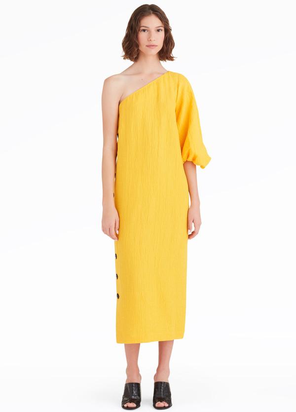 2dcd54068b3 Mara Hoffman Emilie Dress - Yellow