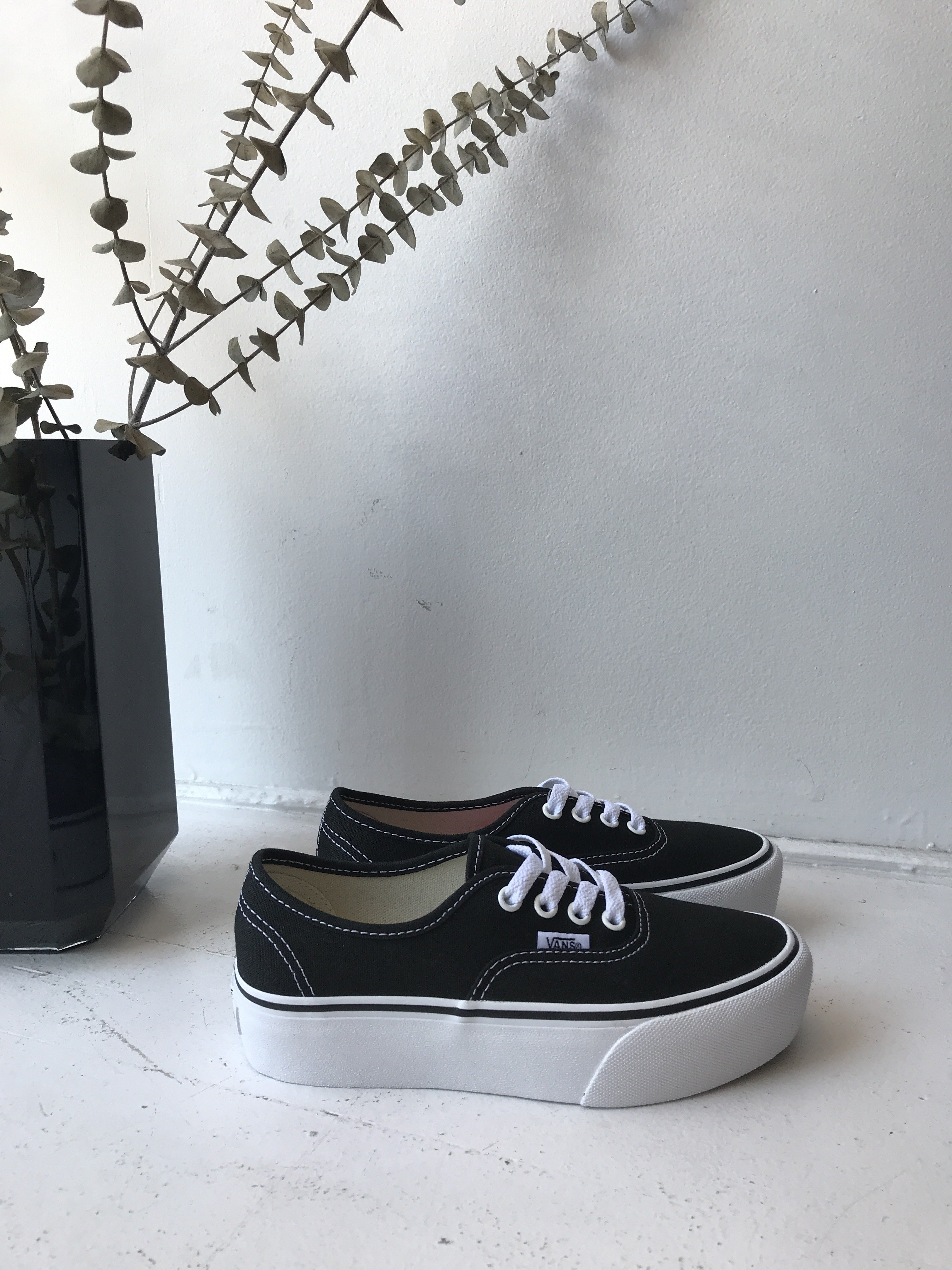 vans authentic w noir