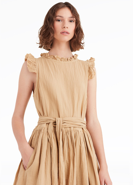 Atelier Delphine Holiday Dress - Dune