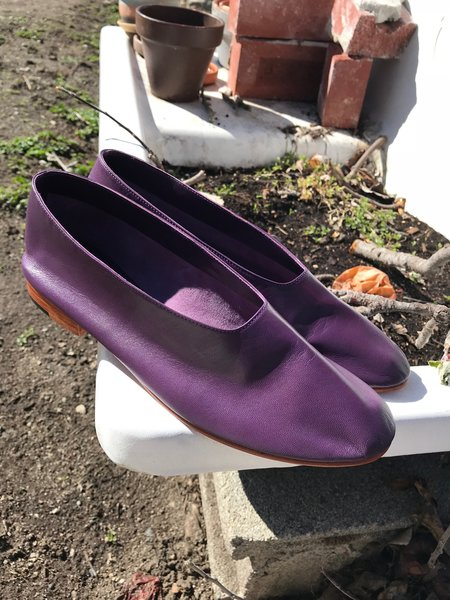 Martiniano Glove Shoes - Purple
