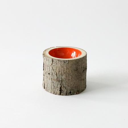 Loyal Loot Log Bowl - Tangerine