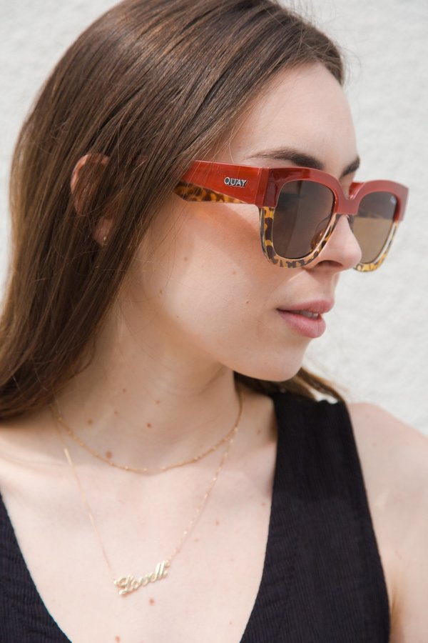 a33ef71a28 Quay Dont Stop Sunglasses