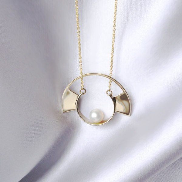 Metalepsis Projects Yuyu Necklace