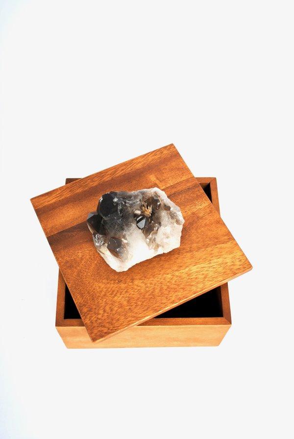 ANNA New York Bosque Box - Smoky Quartz