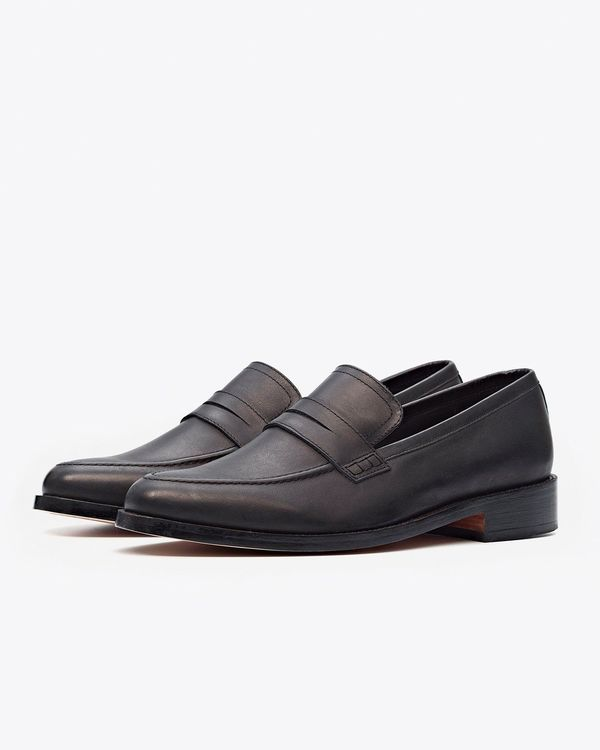 Nisolo Chamberlain Penny Loafer