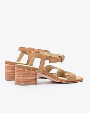 Nisolo Lucia Block Heel Sandal