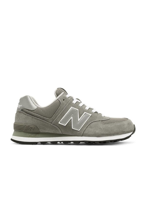 New Balance WL574 Sneakers Grey on Garmentory