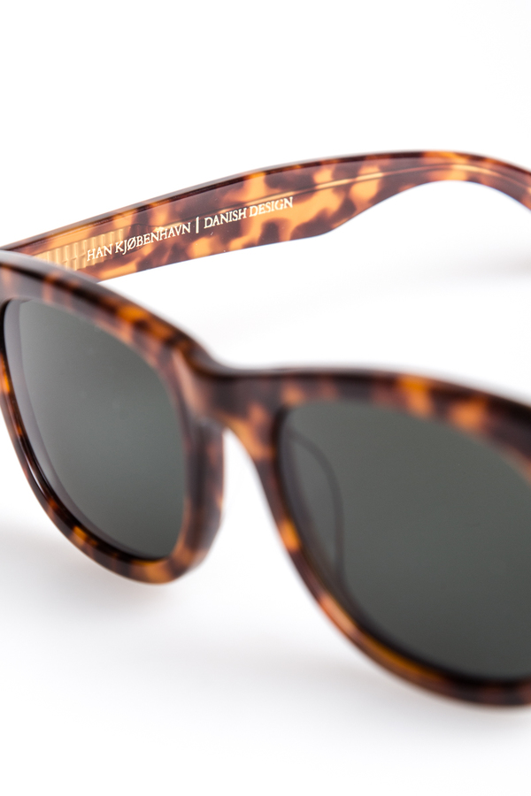 3ceb42cb1bb2b Han Kjobenhavn Wolfgang Sunglasses - Amber