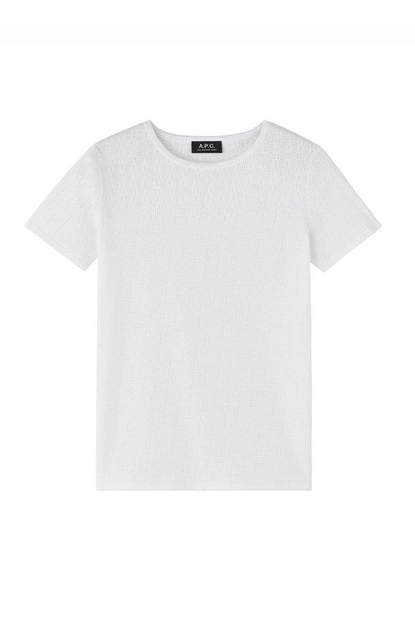 A.P.C. Rosalie T-Shirt - Blanc