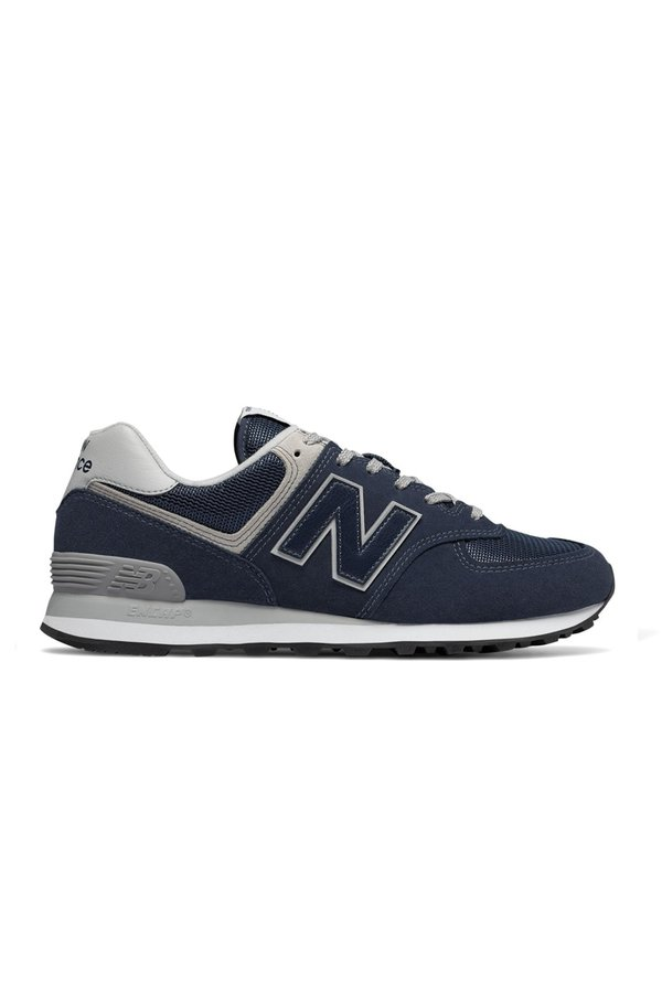 New Balance WL574 Sneakers Navy on Garmentory