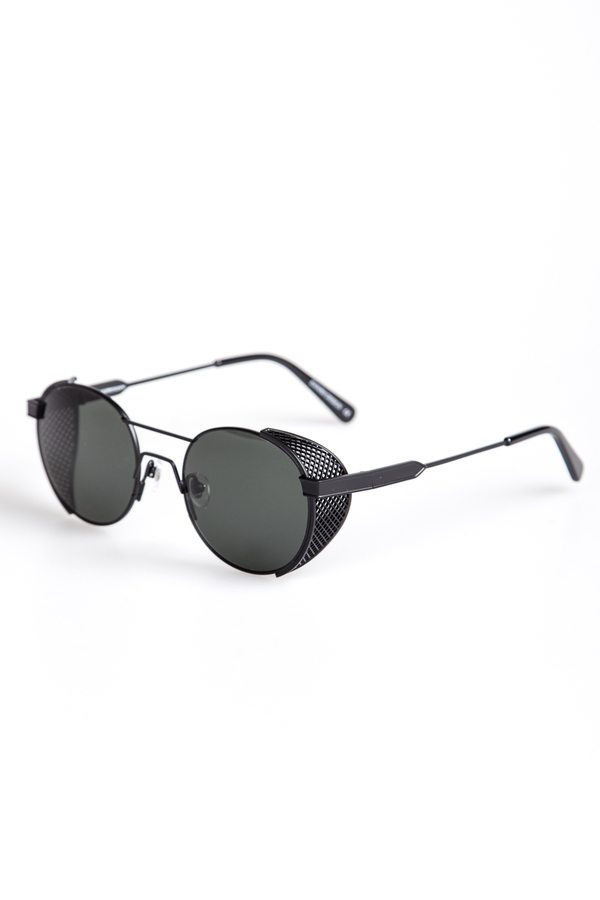 075fd5086d Han Kjobenhavn Green Outdoor Sunglasses - Matte Black