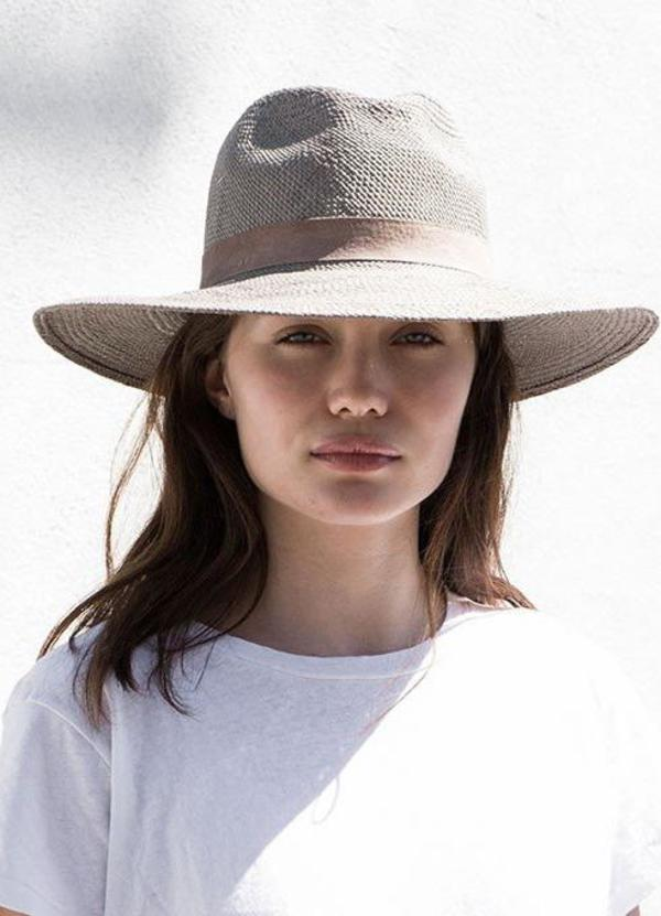 c56d7fb0 Janessa Leone Angelica Silver Sage Panama Hat-Sold Out   Garmentory