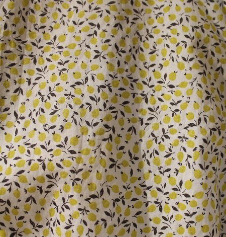 Hartford Liberty Racine Dress - Lemon Tree Print