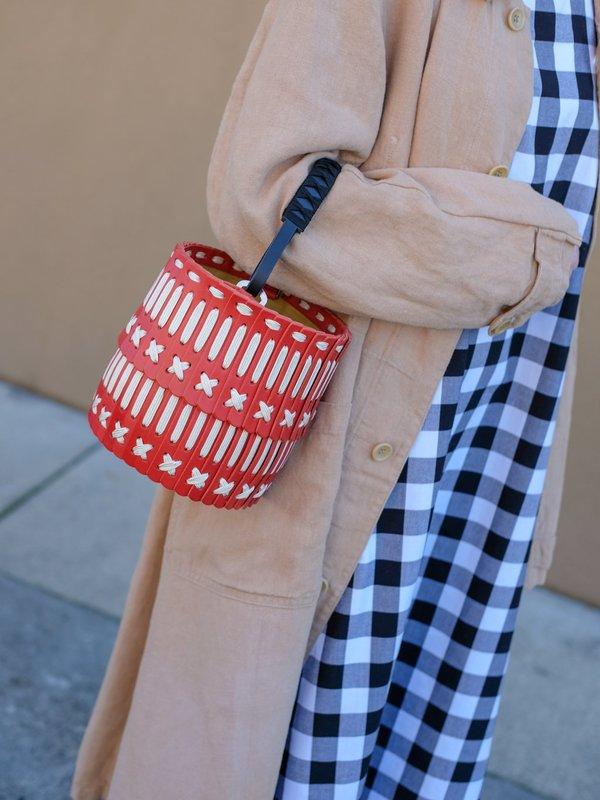 Hatori Basket Bag