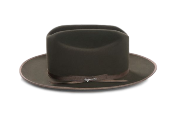 61096d2aa339f STETSON Open Road Royal Deluxe Hat - Sage