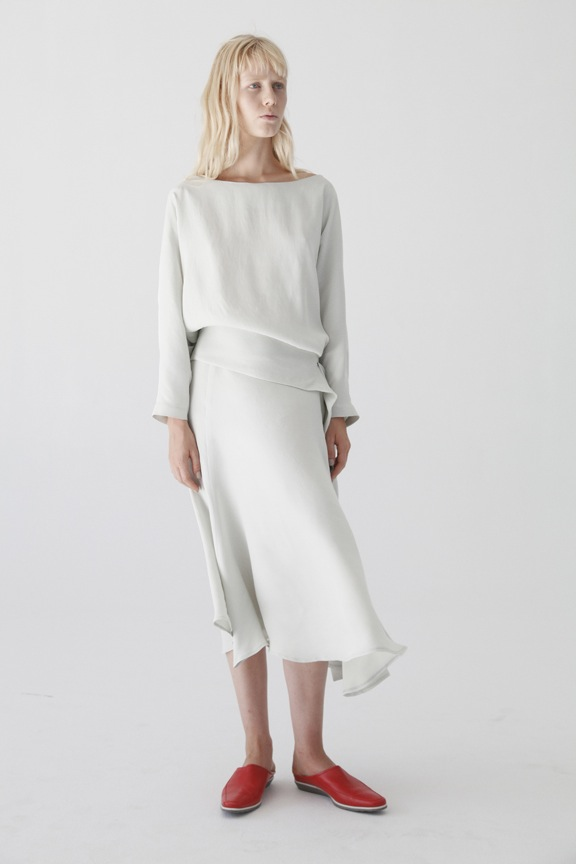Kieley Kimmel Robe Dress | phantom green