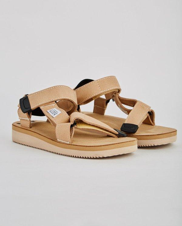 4be3c3f18bb1 Suicoke Depa ECS Sandal - beige