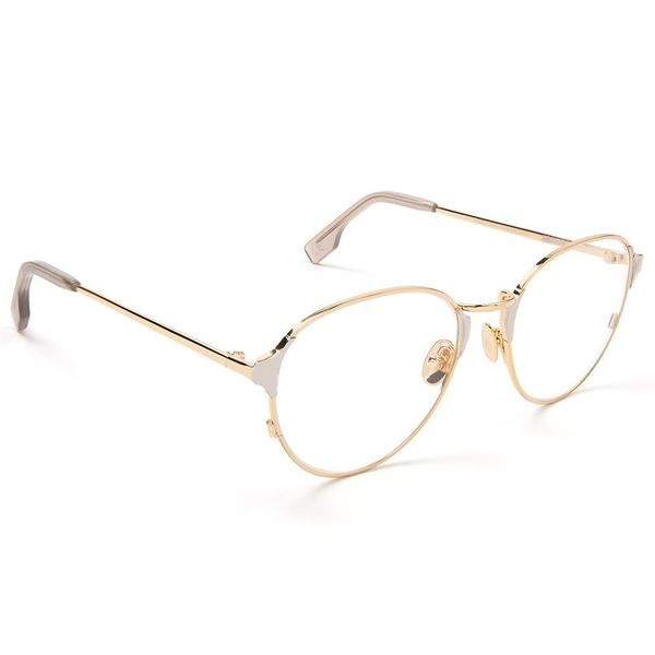 Unisex Zanzan Arango Optical Frame - Gold