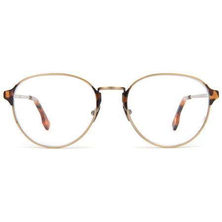Unisex Zanzan Arango Optical Frame - Havana