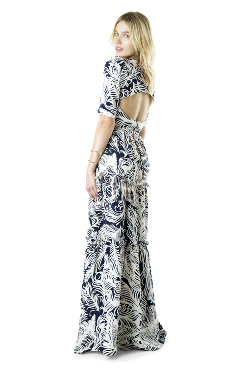 Heidi Merrick  Hiver Dress
