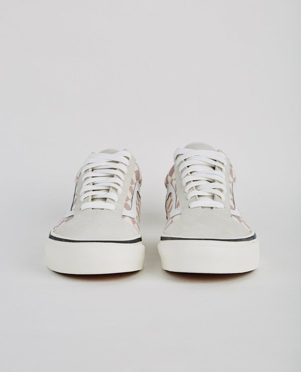 3b17377554 VANS AUTHENTIC 36 DX ANAHEIM FACTORY OLD SKOOL - MAUVE CHECKERBOARD. sold  out. VANS · Shoes
