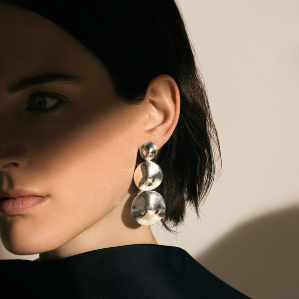 Agmes stella earrings