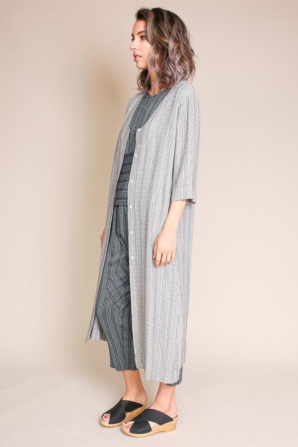 Raquel Allegra Duster Dress
