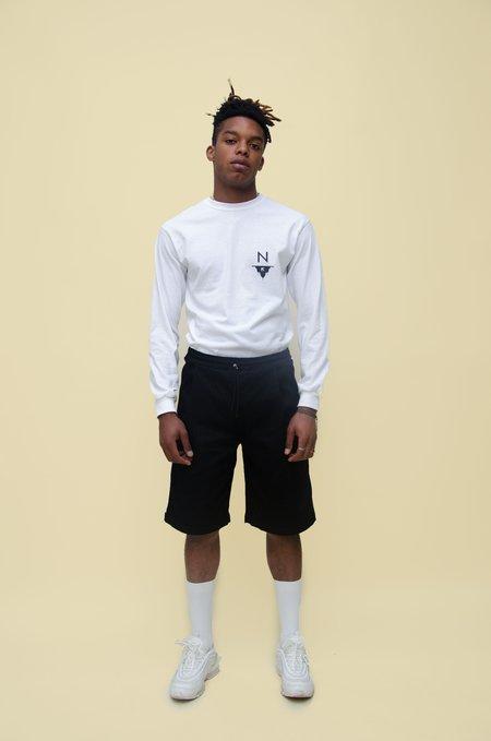 North Hill Striped Shorts