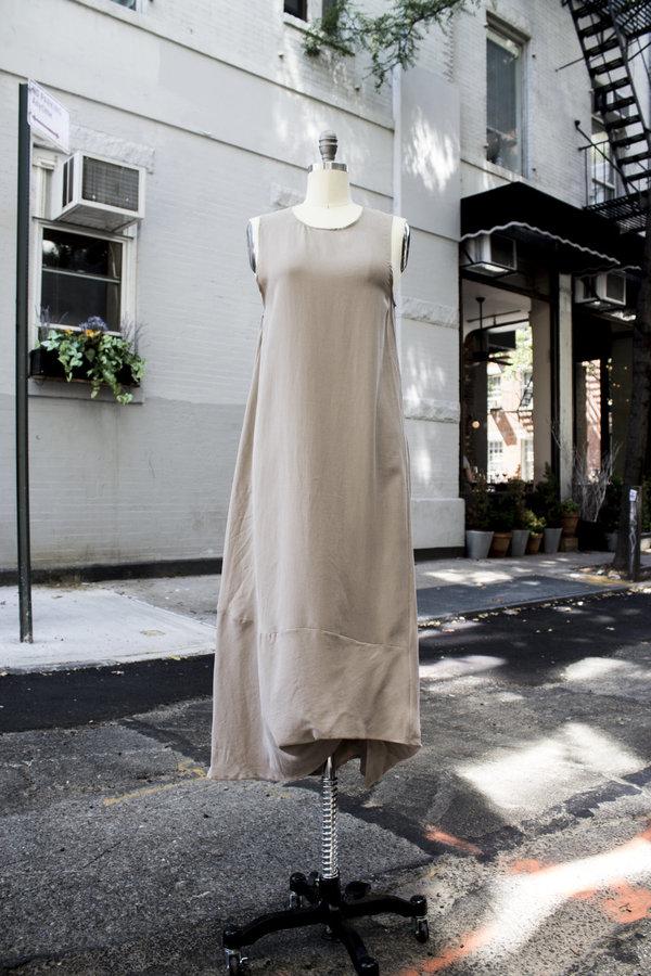 House of 950 Tuck Dress