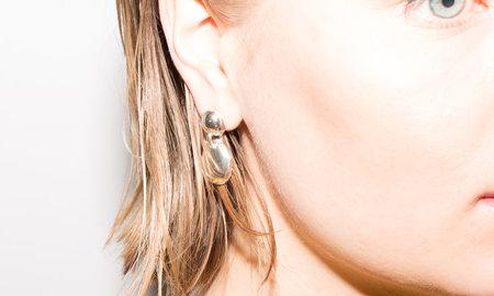 FLRNZ Double Drops Earrings