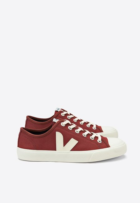 UNISEX Veja Wata Sneakers - Marsala Red