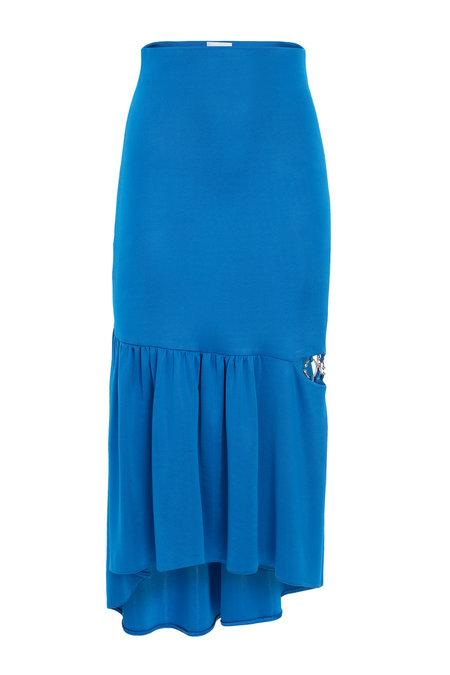 Dama Aleka Skirt - Blue/White
