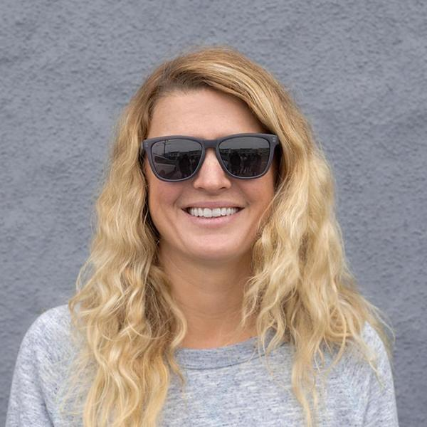Unisex Sunski Headlands Slate Sunglasses - Black  8452d8dd71