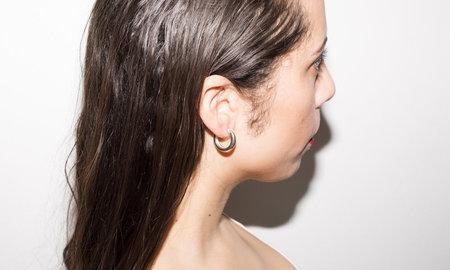 FLRNZ XS Branka Hoop Earrings
